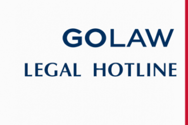 Legislative news digest: LEGAL HOTLINE 15.03.2018