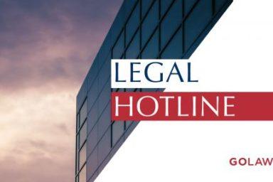 Legislative news digest: LEGAL HOTLINE 25.07.2019