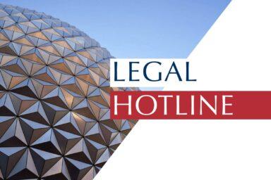 Legislative news digest: LEGAL HOTLINE 03.10.2019