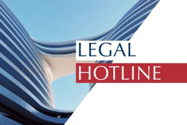 Legislative news digest: LEGAL HOTLINE 24.10.2019