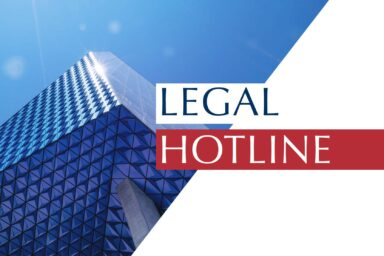 Legislative news digest: LEGAL HOTLINE 21.11.2019