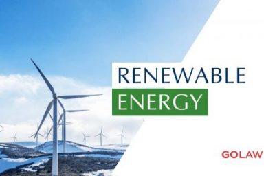 RENEWABLE ENERGY 17.01.2020