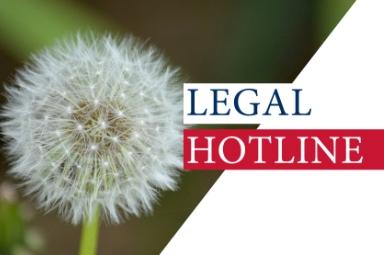LEGAL HOTLINE 07.05.2020