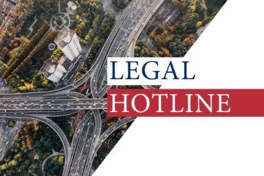 LEGAL HOTLINE 11.06.2020