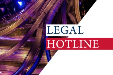 LEGAL HOTLINE 18.06.2020