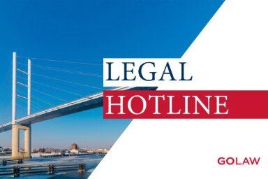 LEGAL HOTLINE 16.07.2020