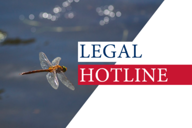 LEGAL HOTLINE 02.07.2020