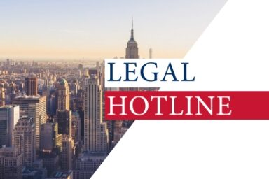 Legislative news digest: LEGAL HOTLINE 23.07.2020