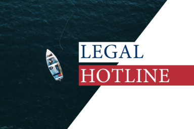 Legislative news digest: LEGAL HOTLINE 09.07.2020
