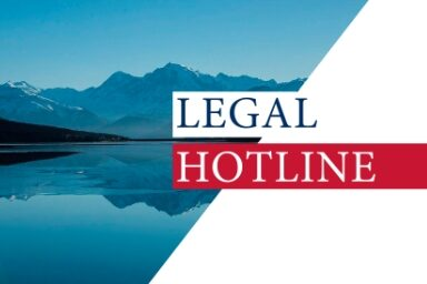 Legislative news digest: LEGAL HOTLINE 06.08.2020