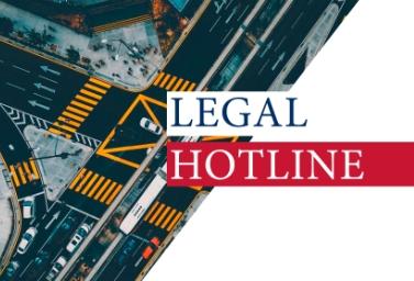LEGAL HOTLINE 20.08.2020
