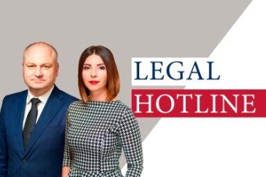 LEGAL HOTLINE 22.10.2020