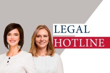 LEGAL HOTLINE 29.10.2020