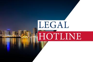 LEGAL HOTLINE 08.10.2020