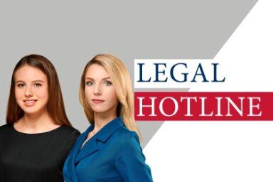 LEGAL HOTLINE 05.11.2020