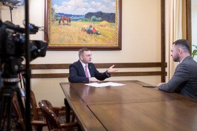 Укргідроенерго – це історія успіху, про яку варто говорити: Валентин Гвоздій в інтерв'ю на телеканалі «Київ»
