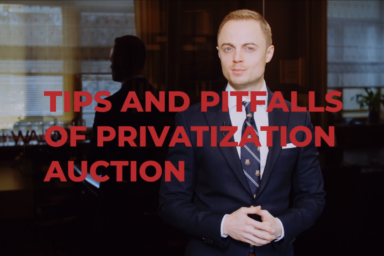 Tips and pitfalls of privatization auction