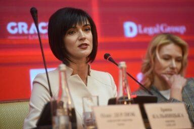 Адвокат, партнер GOLAW Ірина Кальницька прийняла участь у VIII Міжнародному податковому форумі
