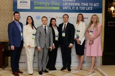 Партнер GOLAW Максим Лебедєв виступив модератором 3-ї сесії 12-го Європейсько-українського енергетичного дня