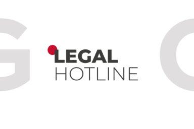 LEGAL HOTLINE 29.07.2021