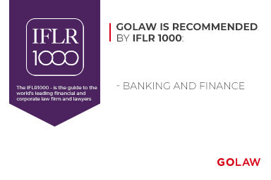 GOLAW is recommended by IFLR1000 2022